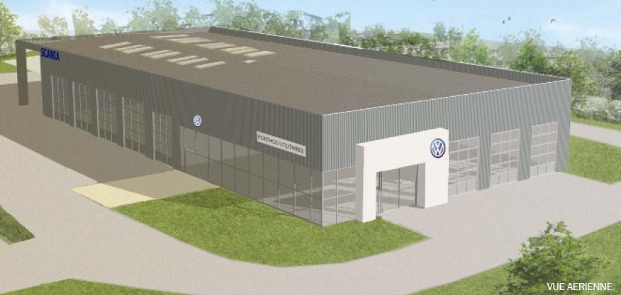 2018 lemans atelier for Trouver un garage volkswagen